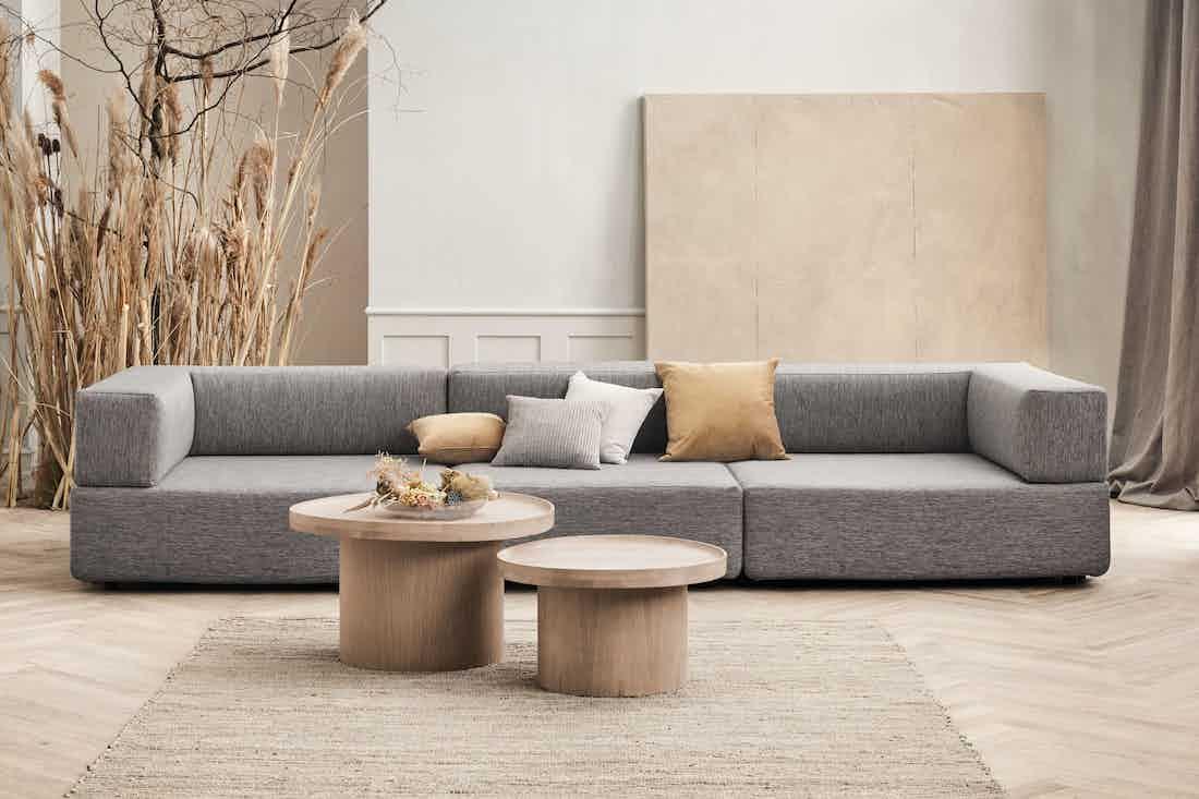 Bolia recover modular sofa insitu haute living