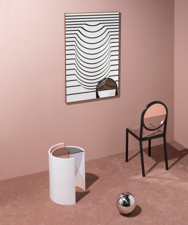 Bower Studios Line Mirror Clear 5