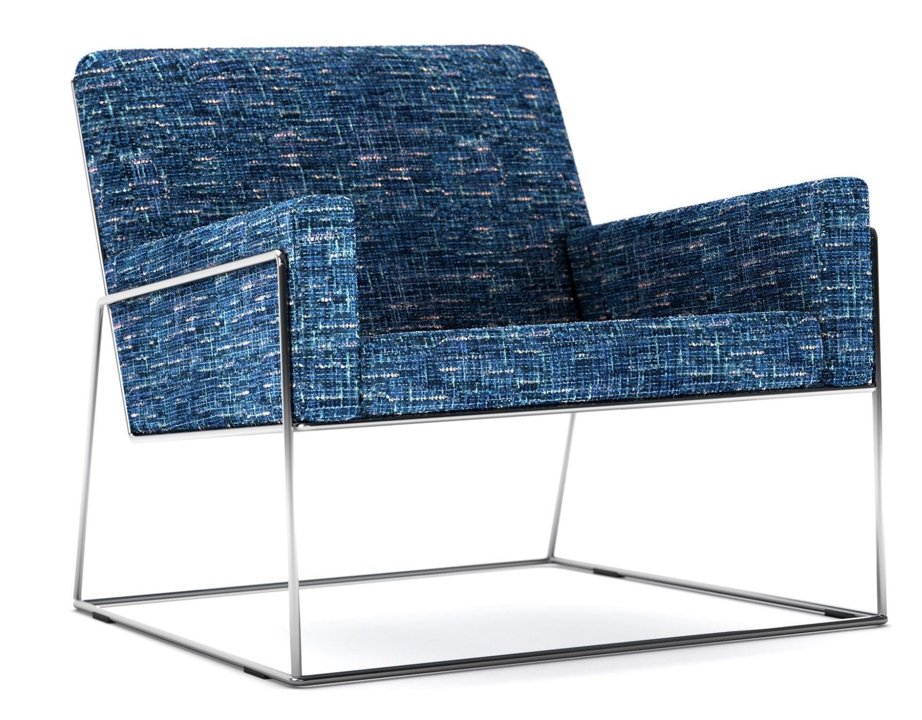 Charleschair Boucle Blue 16 Moooi For Web