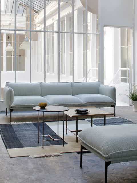 Coedition furniture palm springs sofa insitu ottoman haute living