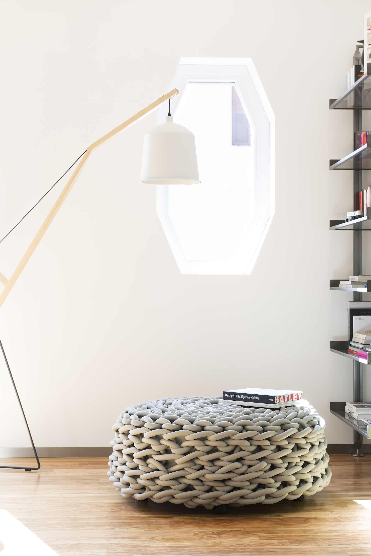Covo furniture rebels pouf insitu haute living