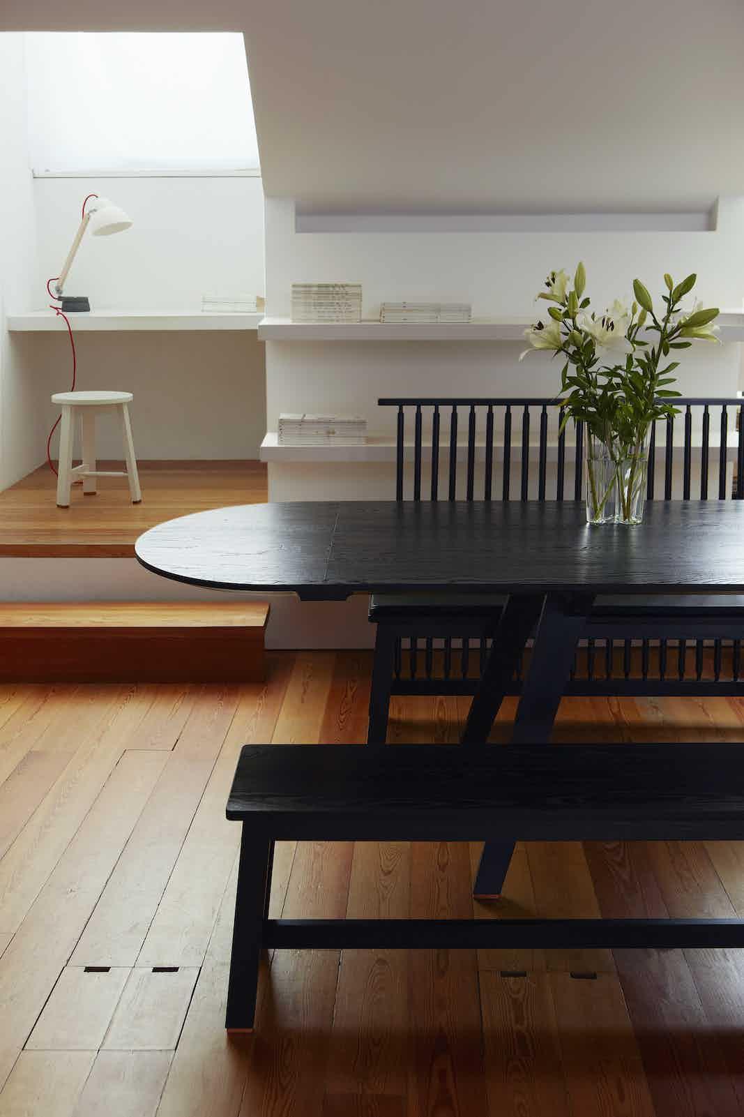 De la espada studioilse together extendable table inistu 2 haute living