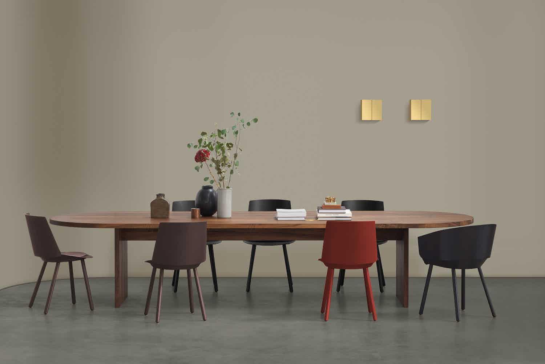 E15 furniture ashida table insitu haute living