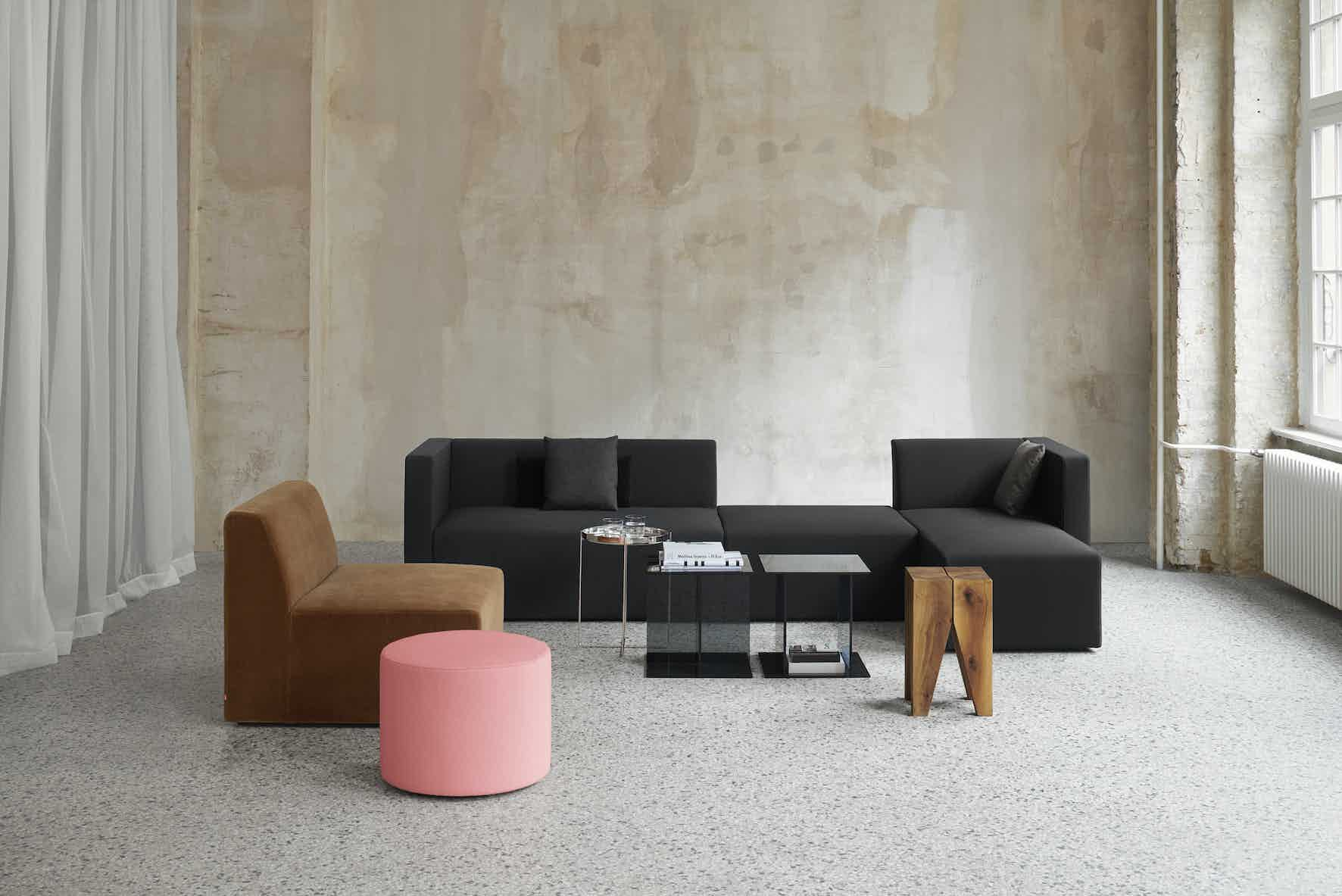 E15 furniture black kerman institu haute living