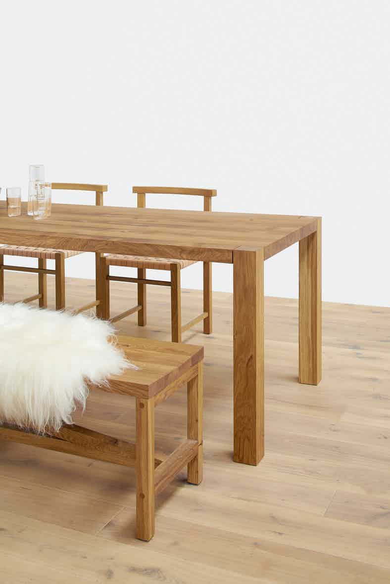E15 furniture holborn table corner angle haute living