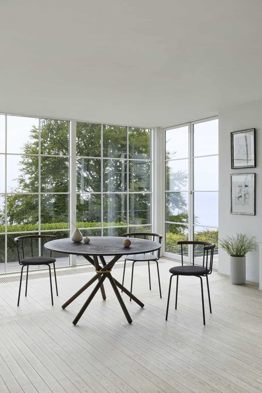 Eberhart furniture hector table insitu haute living