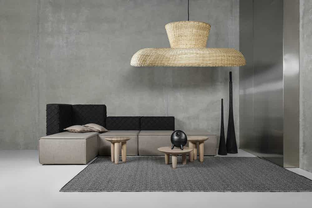 Faina design strikha pendant lamp insitu living haute living