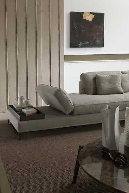 Frigerio davis sofa insitu adjust haute living