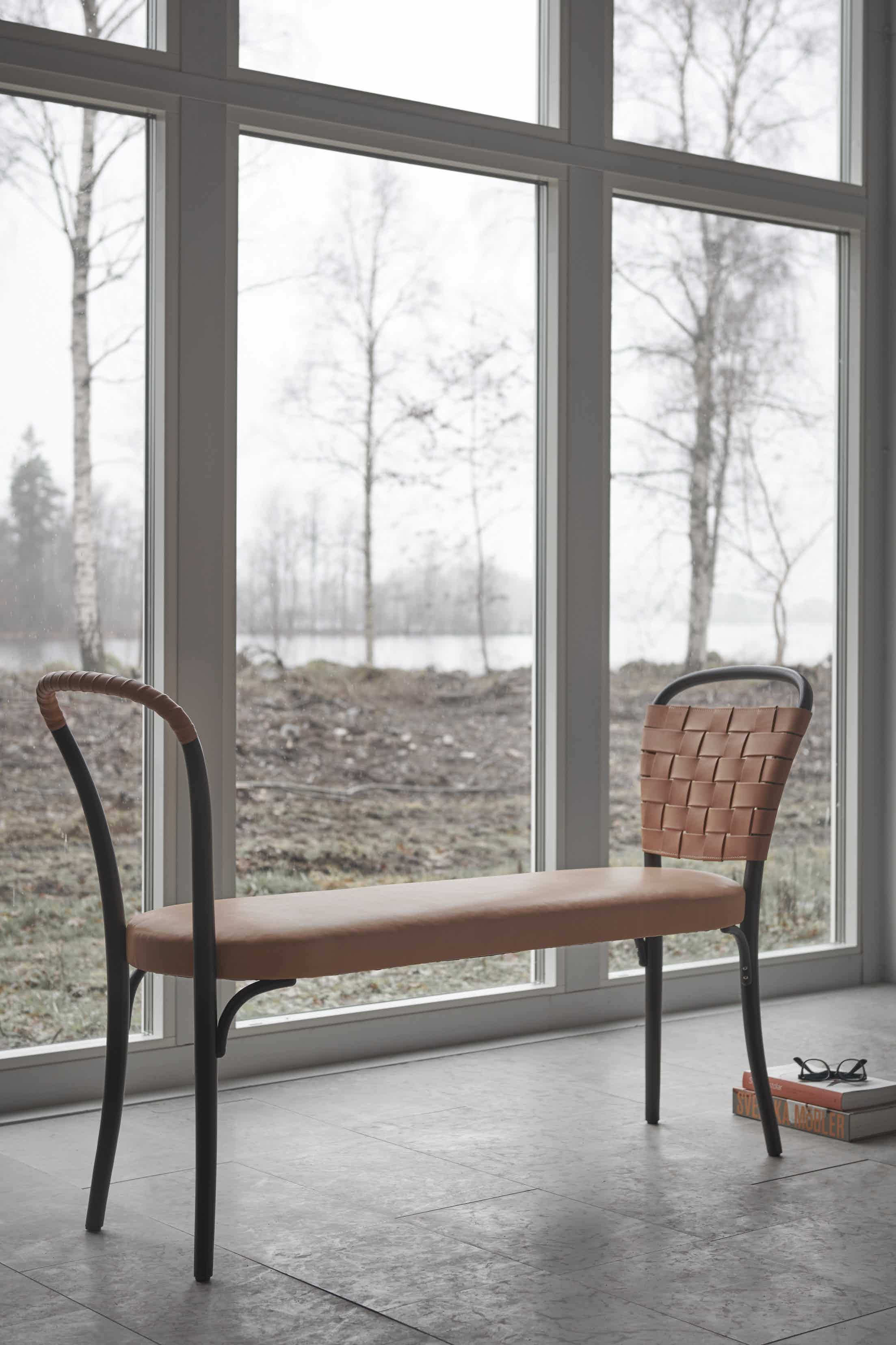 Gemla vilda bench brown insitu haute living copy