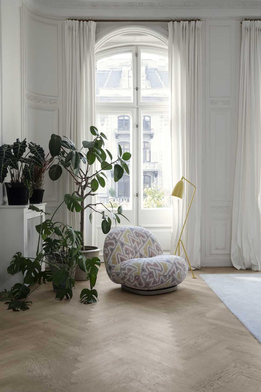 Gubi pacha lounge insitu lamp haute living