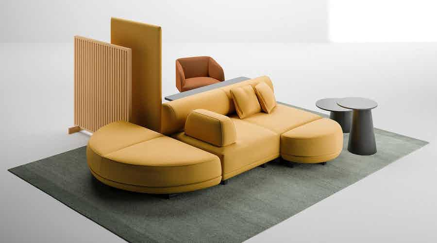 La cividina node node modular sofa system 1