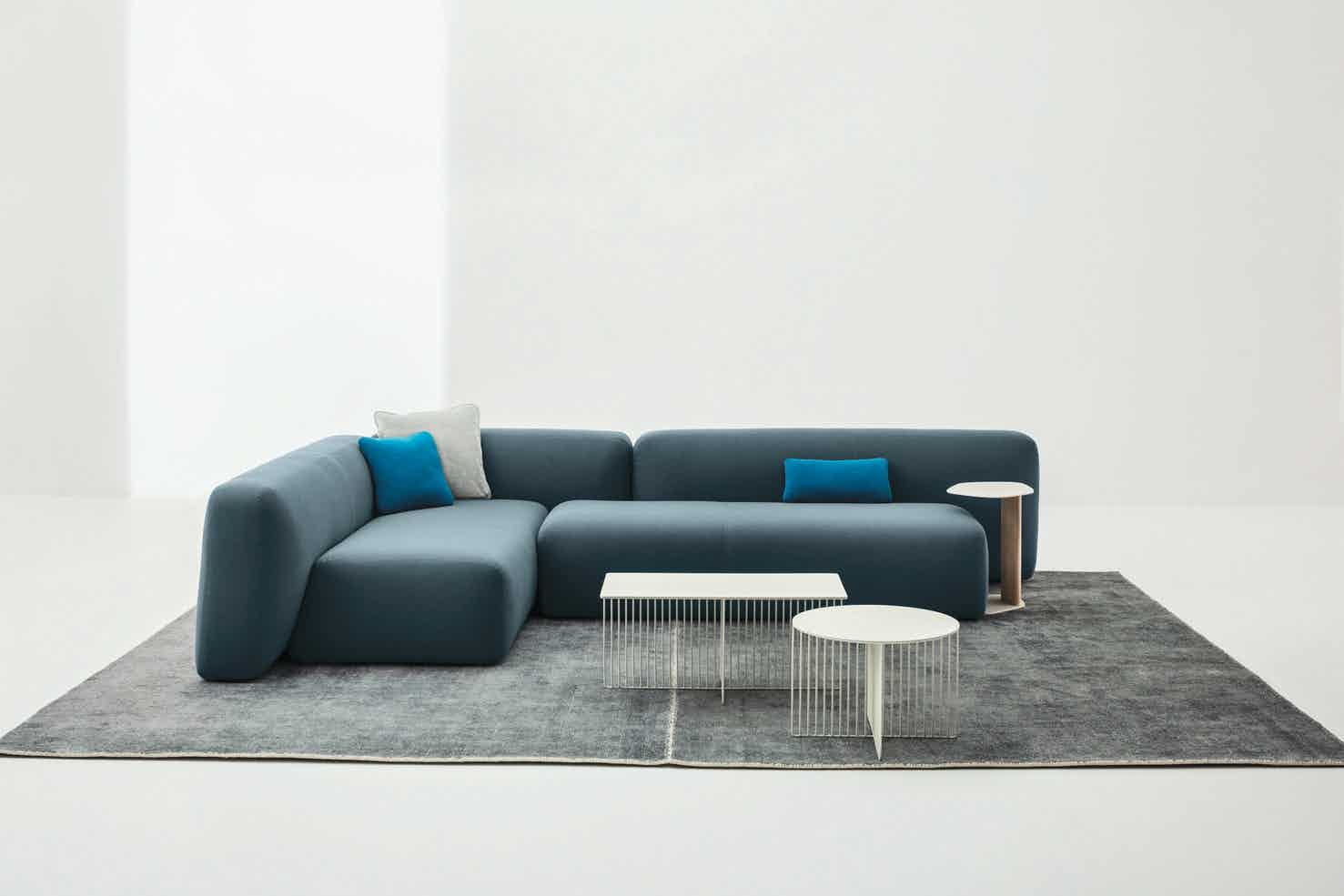 La cividina suiseki sofa blue insitu haute living