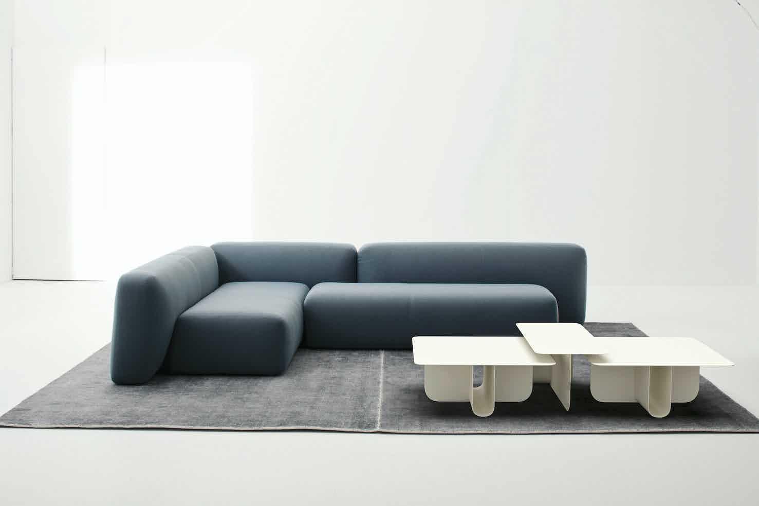 La cividina suiseki sofa grey isnitu haute living