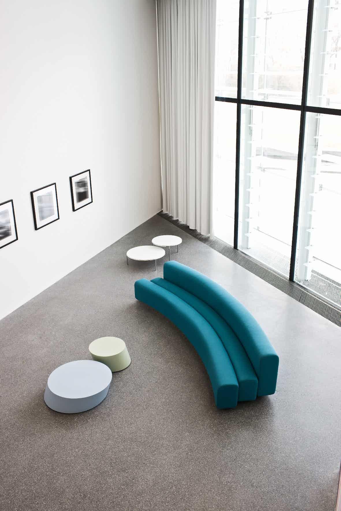 Lacividina osaka sofa turqupise single haute living