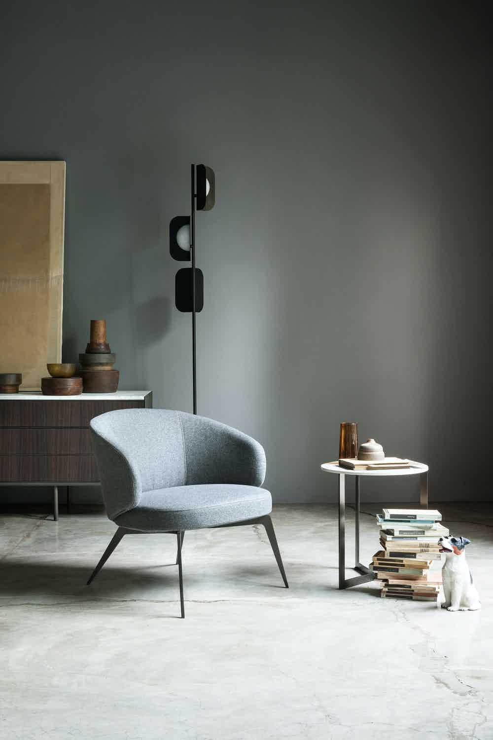 Lema furniture bice lounge chair insitu haute living