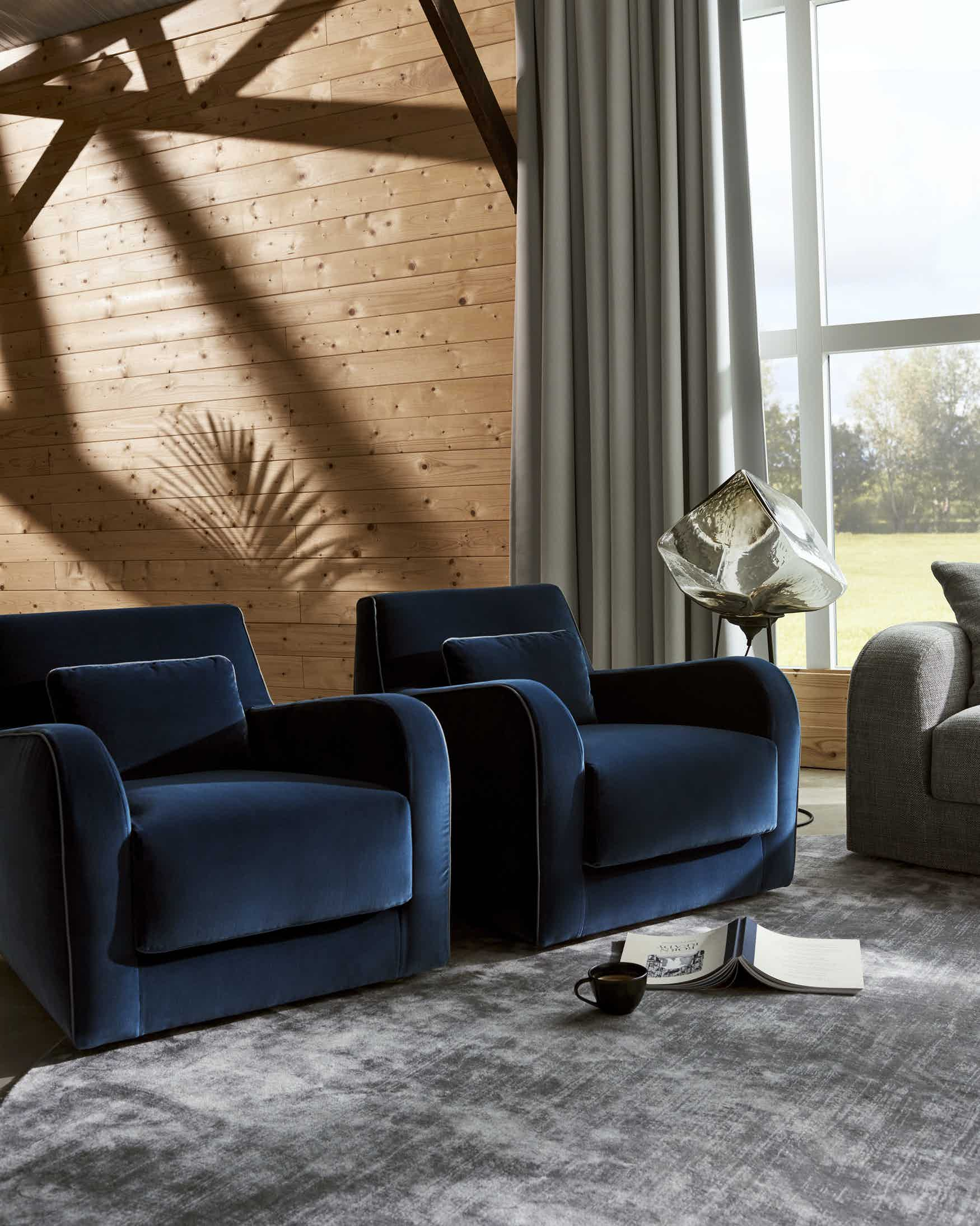 Linteloo bold armchair insitu haute living