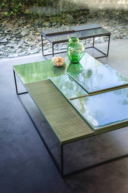 Linteloo top terrace coffee table institu haute living