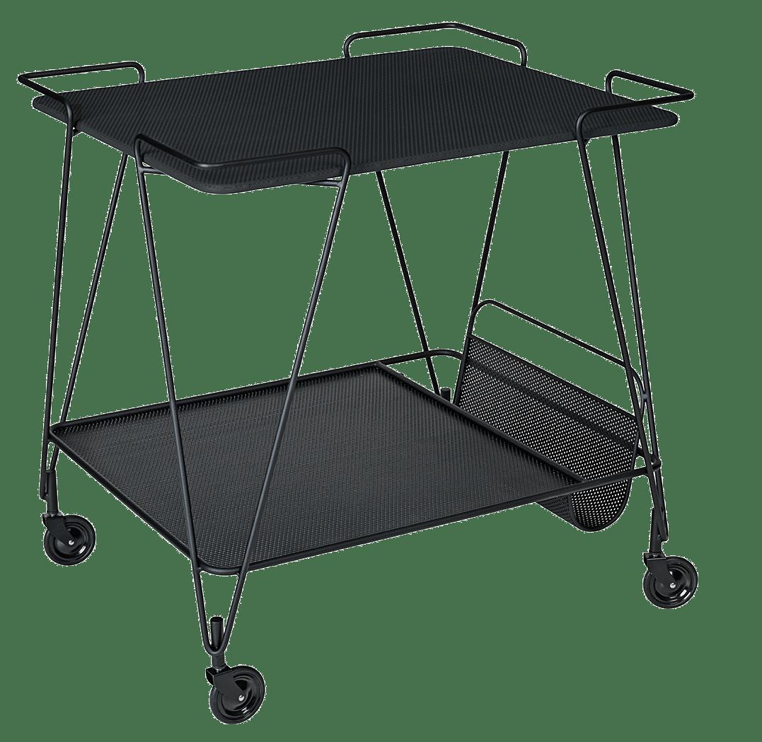 Mategot Trolley Black Product