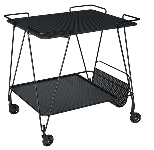Mategot Trolley Black Product