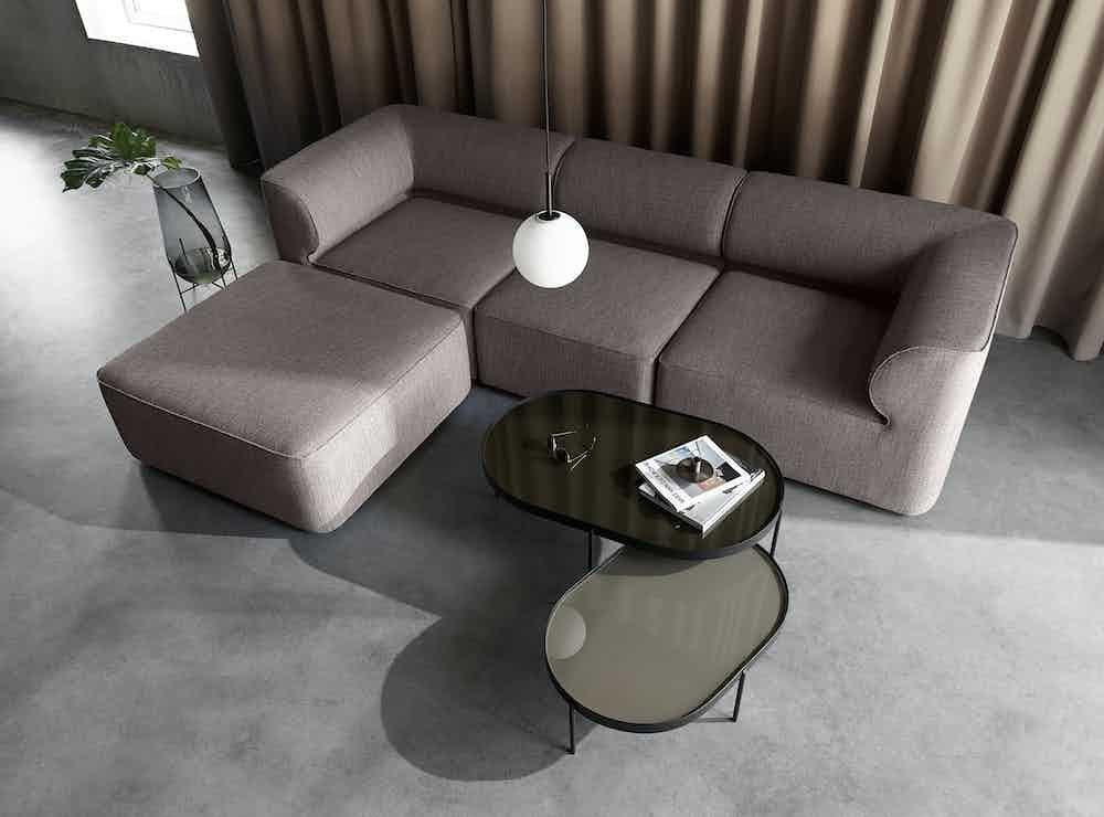 Menu eaves sofa
