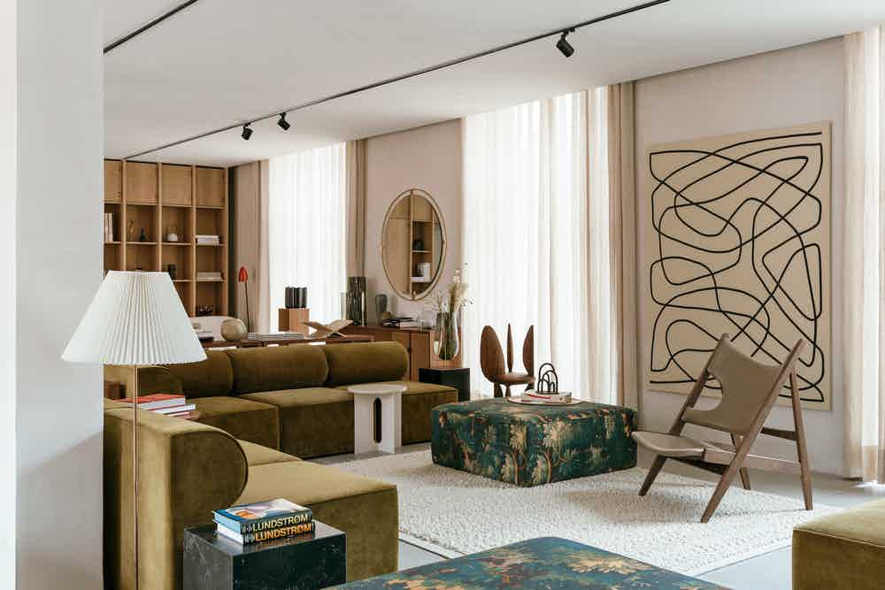 Menu furniture knitting chair light insitu haute living