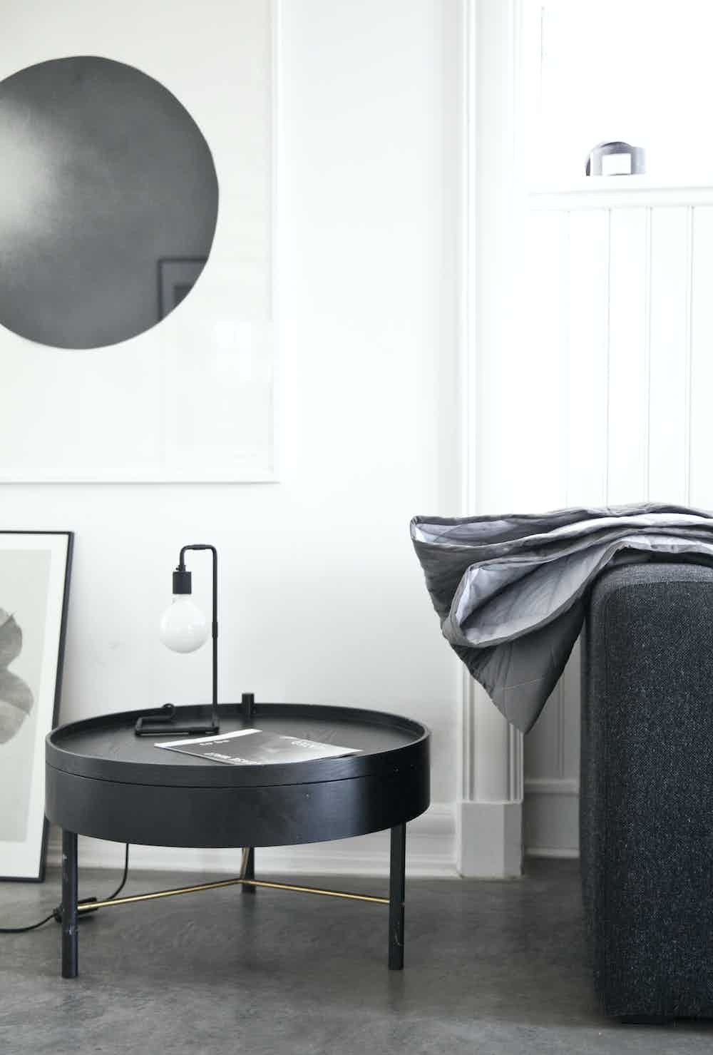 Menu furniture turning table insitu black haute living