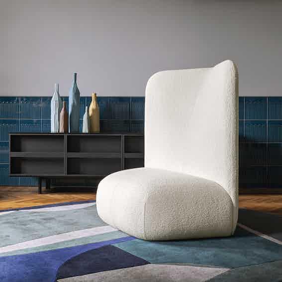 Miniforms botera seat insitu haute living