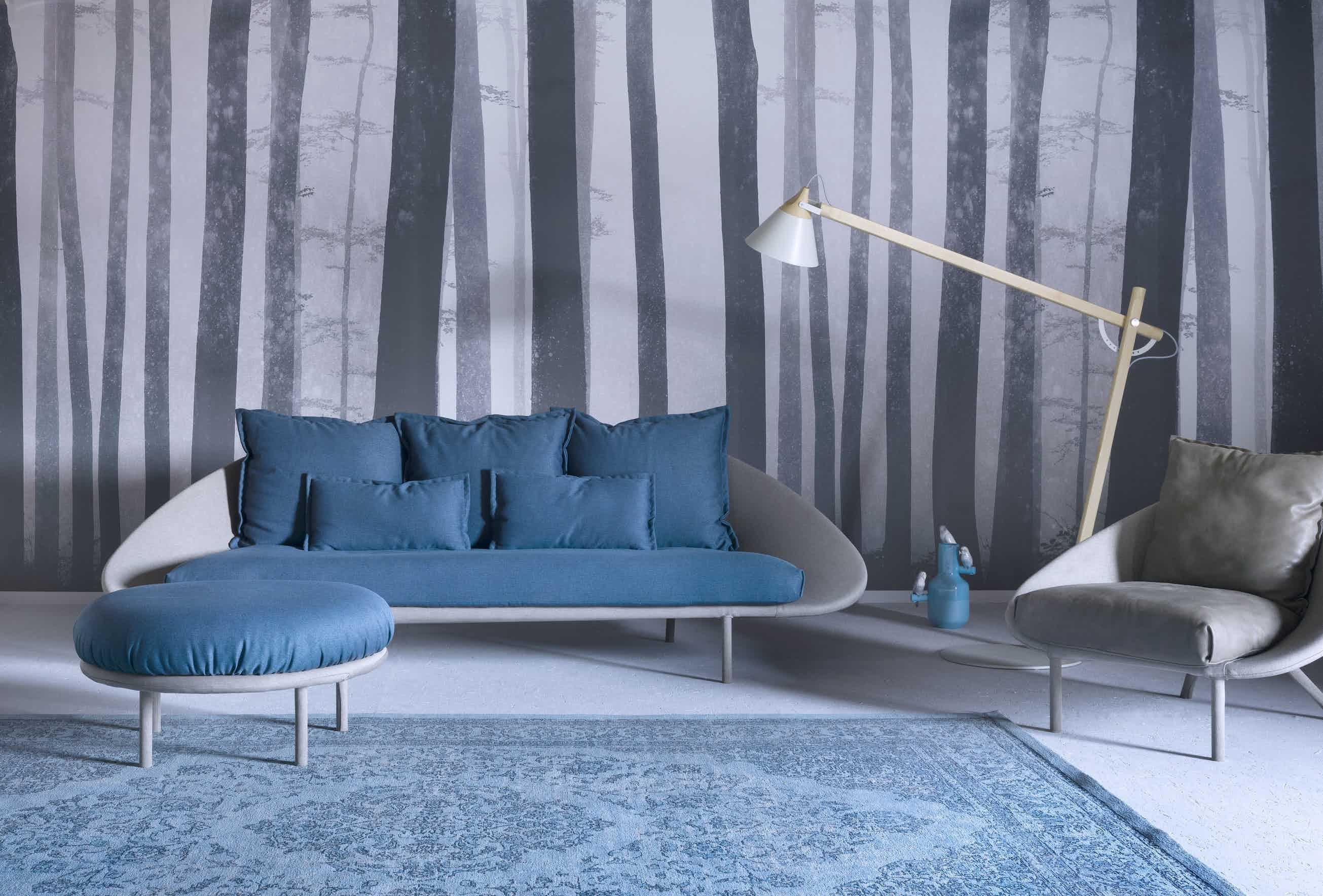 Miniforms lem sofa far haute living