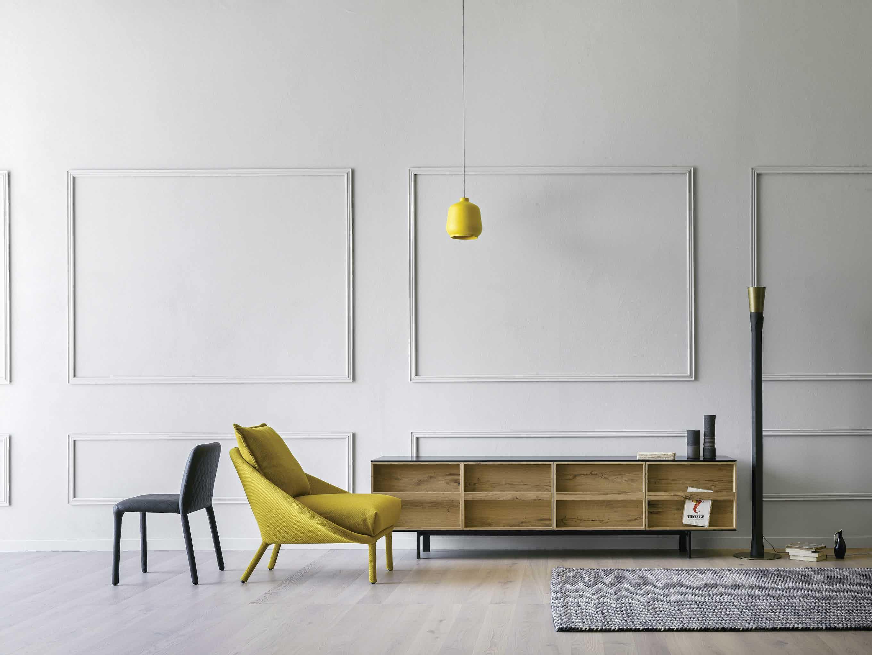 Miniforms ramblas sideboard white insitu haute living