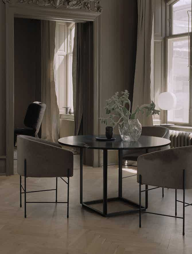 New works furniture covent chair insitu haute living