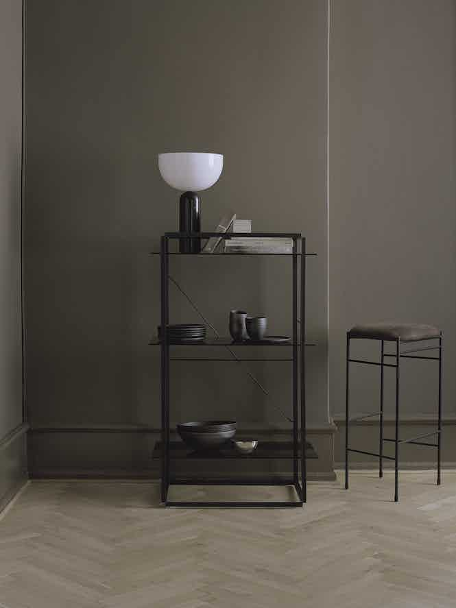 New works kizu table lamp insitu haute living