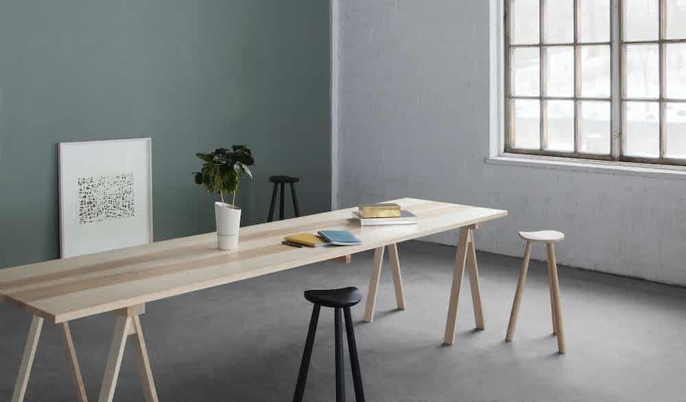 Nikari furniture arkitecture table insitu top haute living