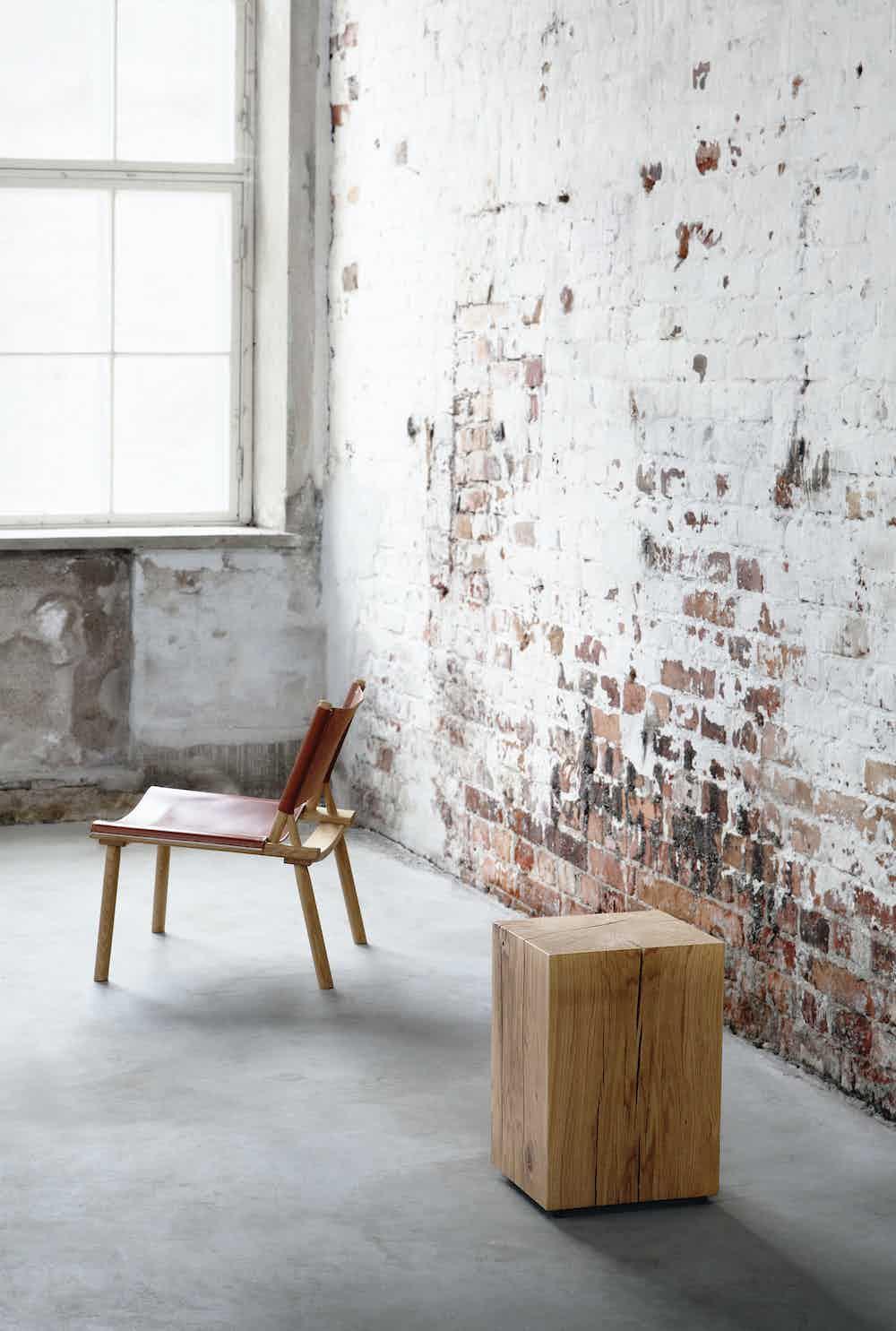 Nikari furniture biennale stool insitu haute living