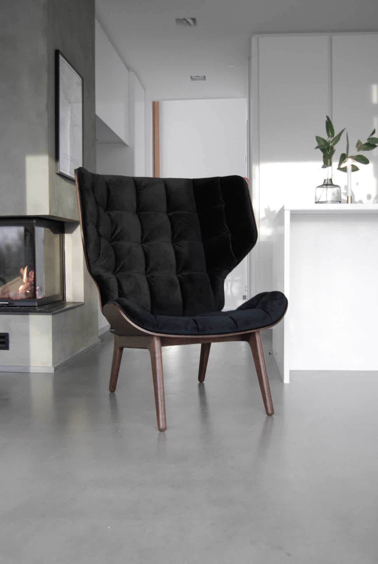 Nor11 mammoth chair insitu haute living