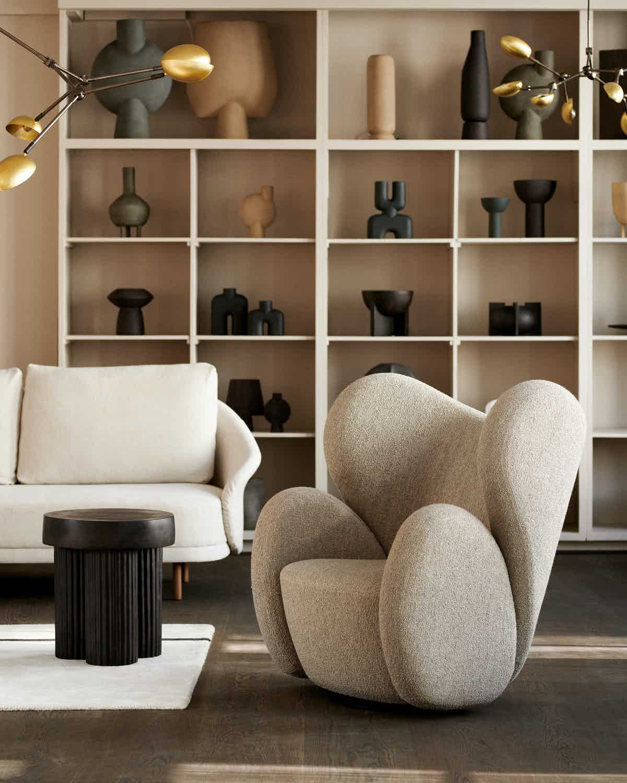 Norr11 big big chair insitu haute living