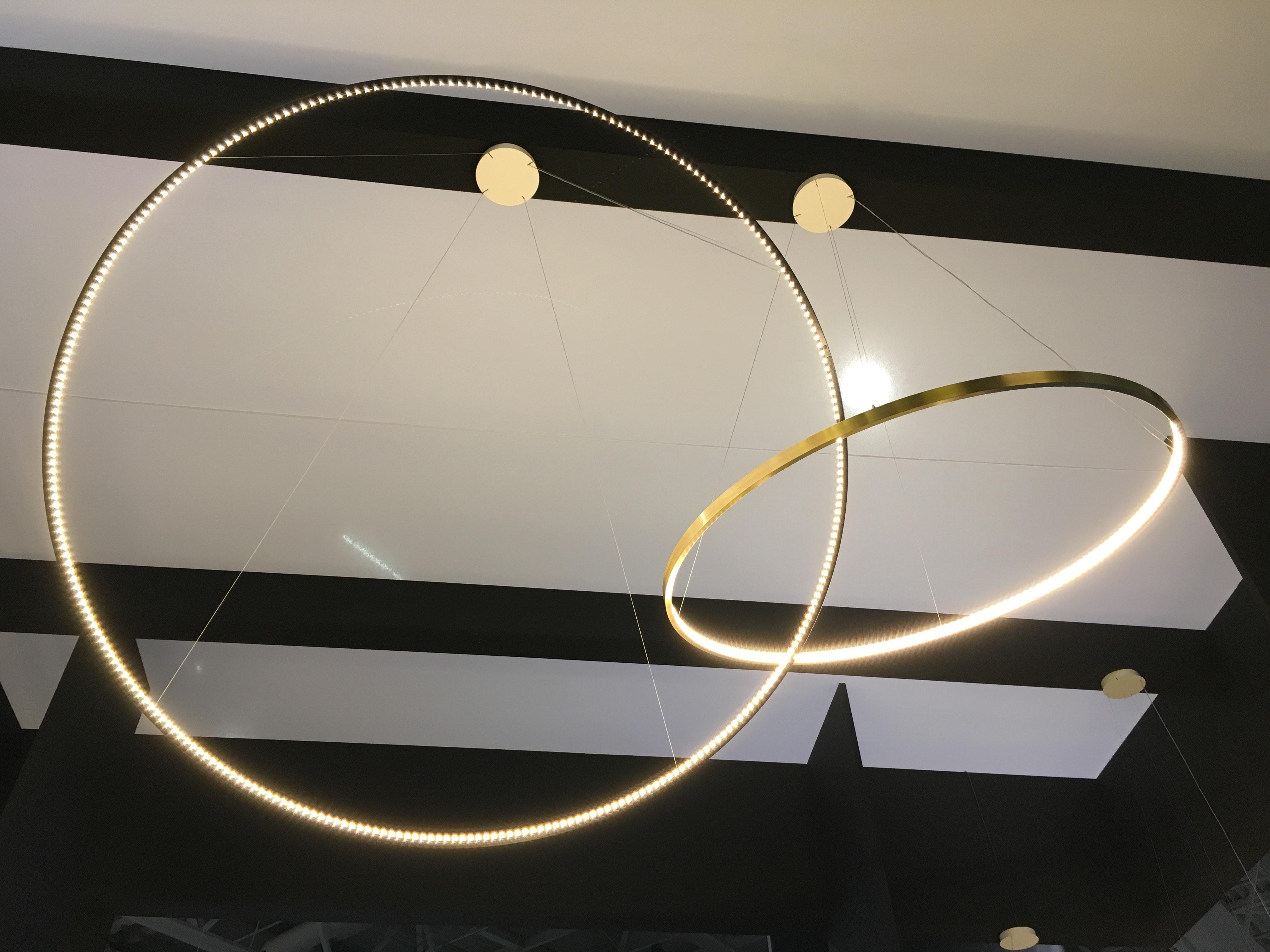 Omega Lamp by Le Deun Luminaires