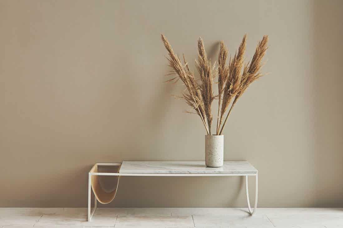 Piero coffee table peca vase