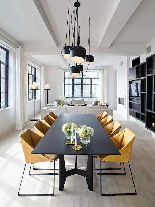 Product Design Dining Us Huys 404 Model Apartment 2 Don Sofa Yke Table Kekke Chair 012 Tall