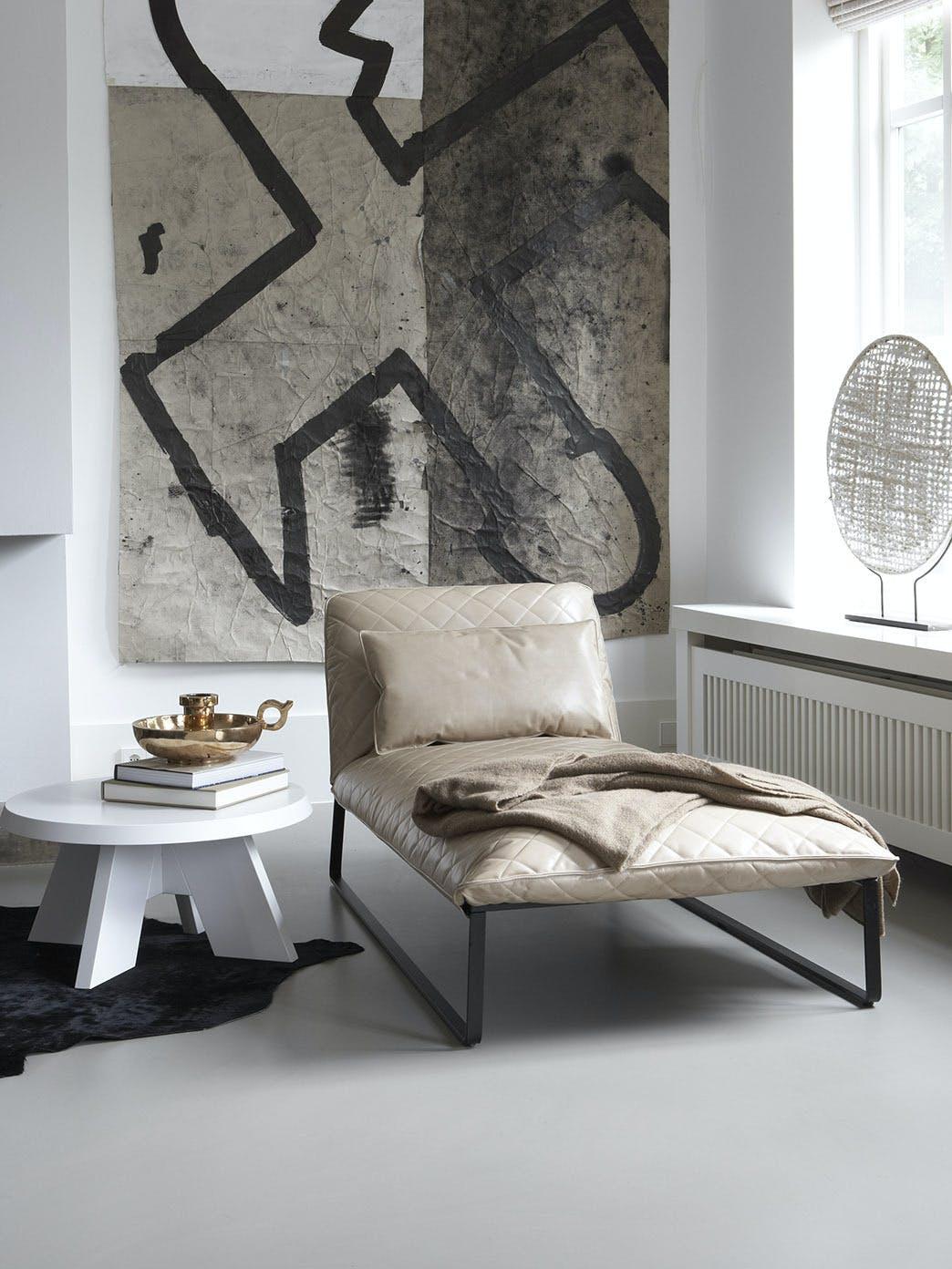 Product Design Living Nl Writer Studio Kekke Longchair Itske Coffee Table Rp Tall