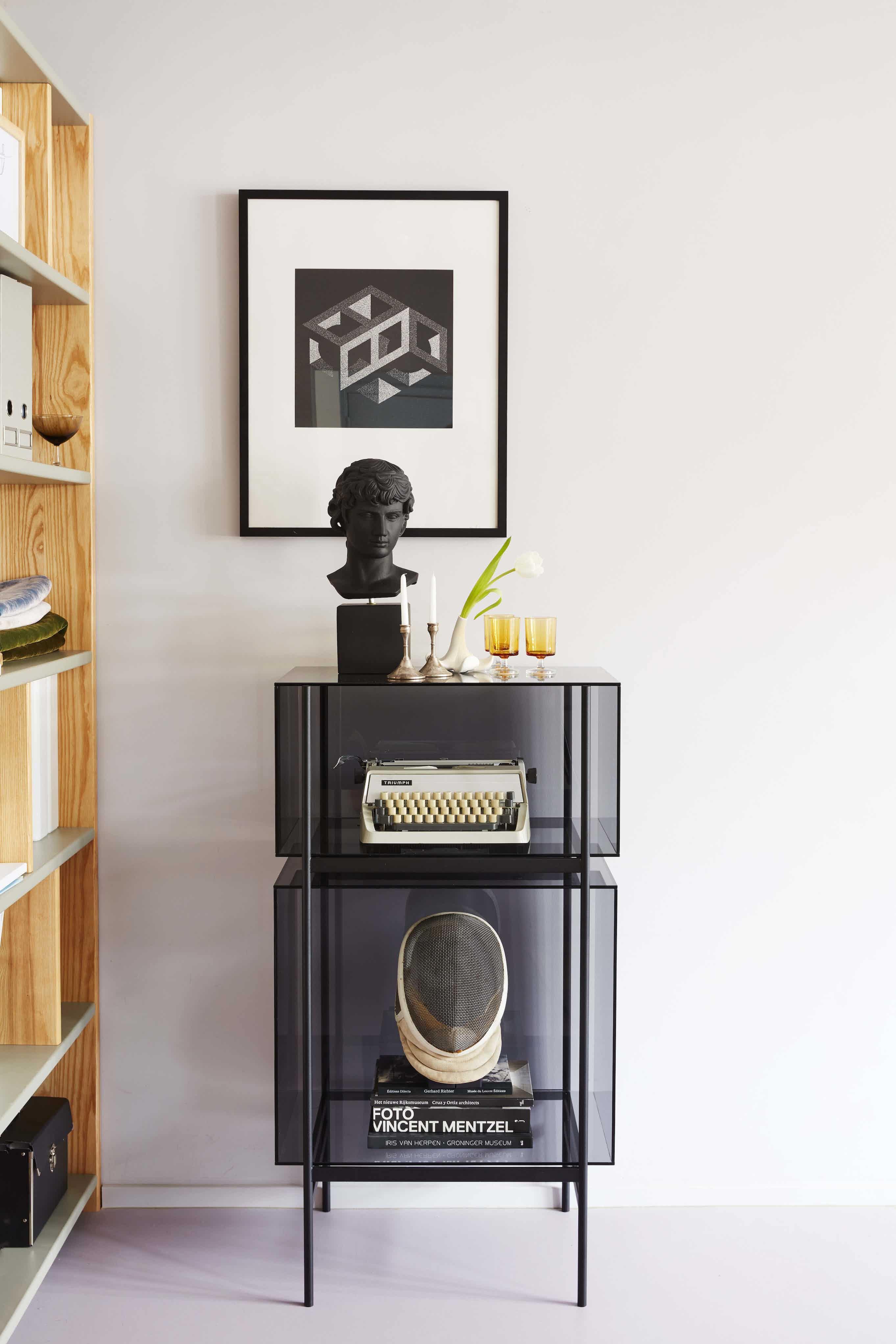 Pulpo furniture lyn small cabinet insitu haute living