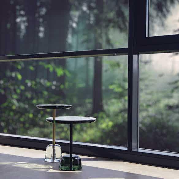 Pulpo furniture pina side tables insitu haute living