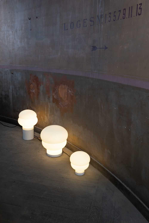 Pulpo kumo lamp insitu all three haute living