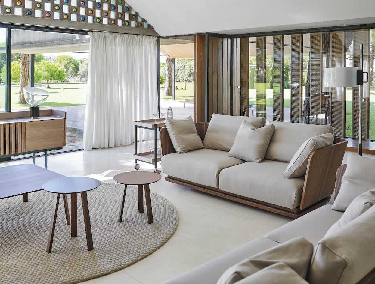 Punt furniture acortese sofa insitu single haute living