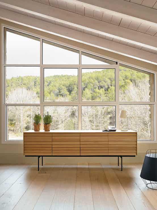 Punt furniture sussex insitu window front haute living