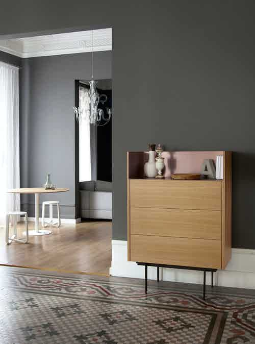 Punt Stockholm Dresser Insitu