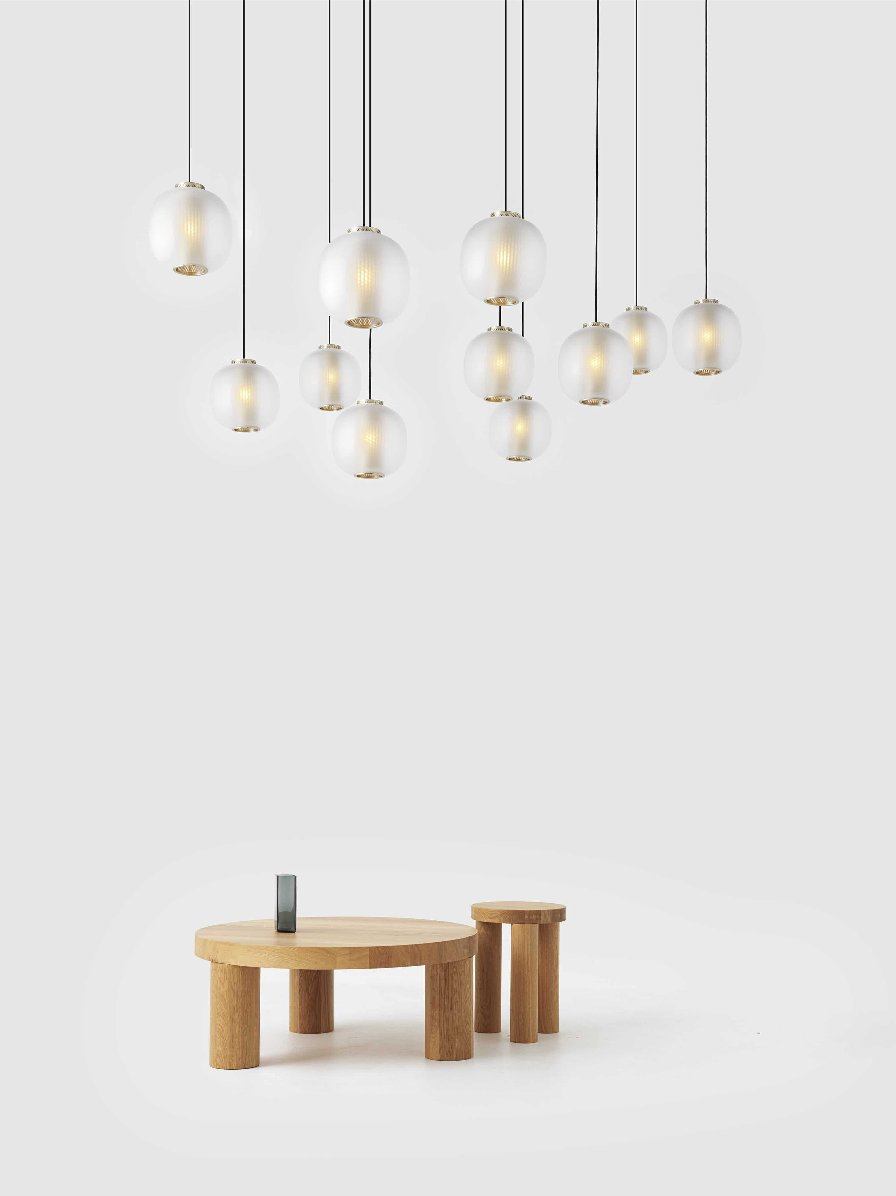Resident furniture bloom pendant assorted insitu haute living