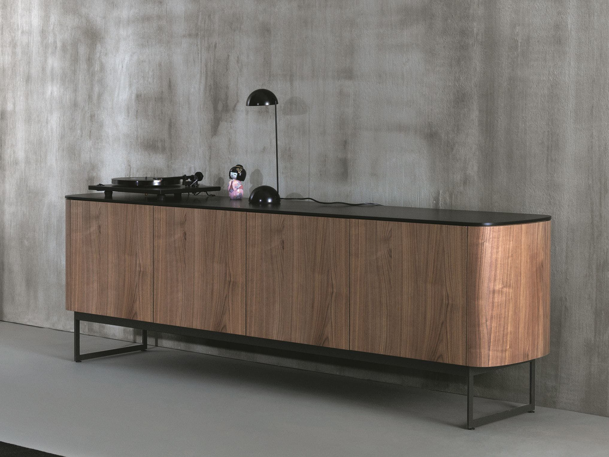 Side Cabinet by Caccaro