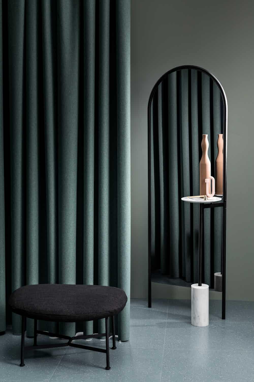 Sp01 design michelle floor mirror white insitu haute living