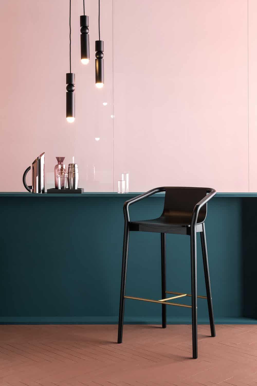 Sp01 design thomas barstool black insitu haute living