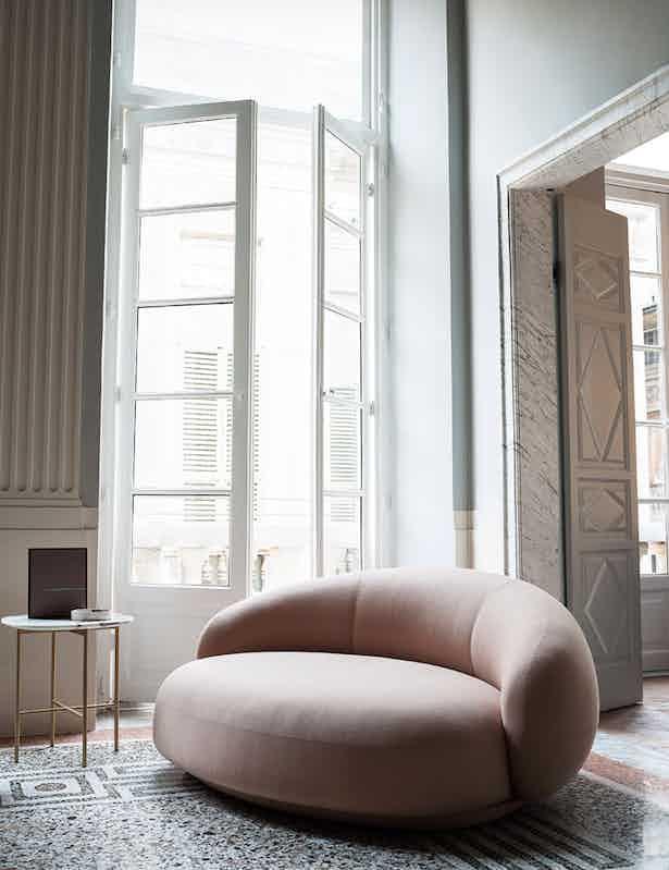 Tacchini furniture julep island haute living